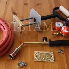 Комплект поставки газового выжигателя